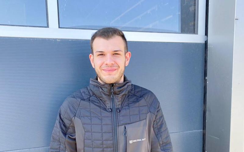 Julien Müller - Edelstahl Baden